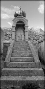 Pored samostana Gospe Velike u Orebiću