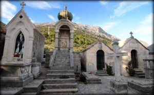 Kapelice uz samostan Gospe Velike