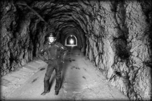 U tunelu Dingač