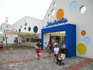 Ulaz u aquapark