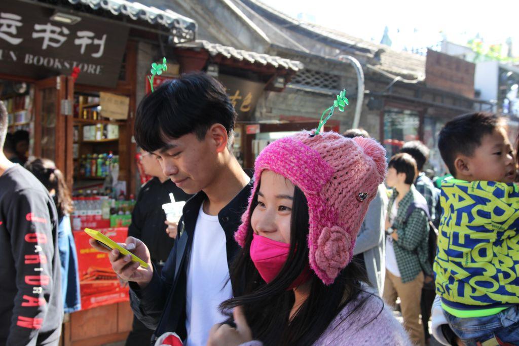 Kina roditelje izvođača posao iz Strasbourga 2014