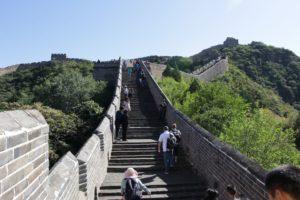 kineski zid- uspon