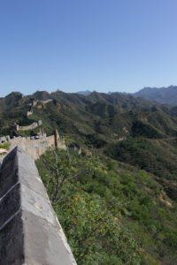kineski zid - zelenilo