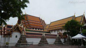 Idemo prema Phra Ubosot-u