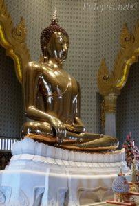 Wat Traimit, Zlatni Buda