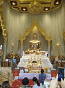Zlatni Buda pobjeđuje demona Maru