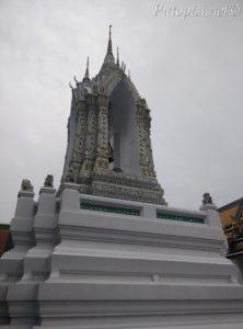 Ima ih 4 oko Phra Ubosot'a