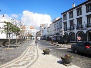 Ulica Ponta Delgada
