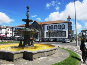 Grad na Azorima