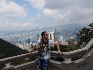 Hong Kong iza leđa