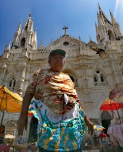 Catedrala de Santa Ana - El Salvador
