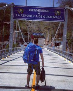 El Salvador - Guatemala border