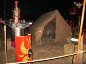 Putopis Burnum: Vojni logor