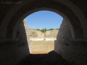 Putopis Burnum: Amfiteatar