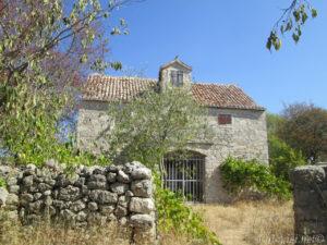 Putopis Prvić: Kuća starog Perulina