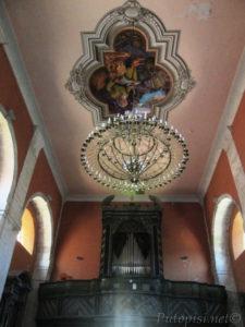 Putopis Burnum: Skradin - crkvene orgulje