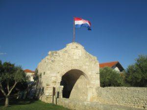 Putopis Starigrad: Nin - Donja gradska vrata