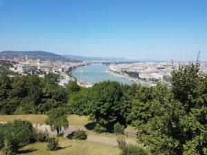 Pogled s Cittadelle na Dunav