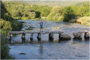 Most izgraden od stećaka