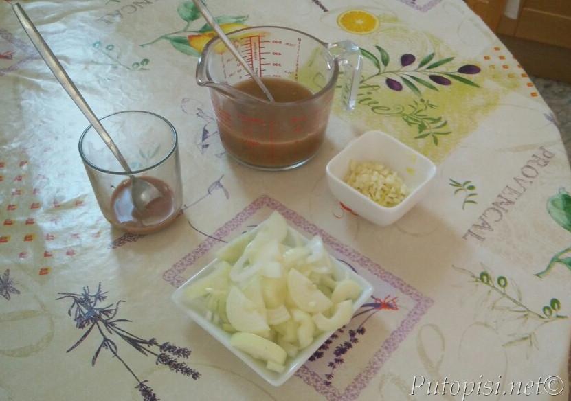 Recepti – Kina: Govedina u umaku od crnog papra